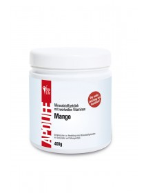 Apolife Mineralstoffgetränk Mango 400 g