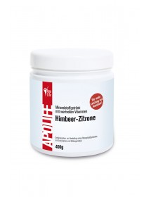 Apolife Mineralstoffgetränk Himbeer Zitrone 400 g