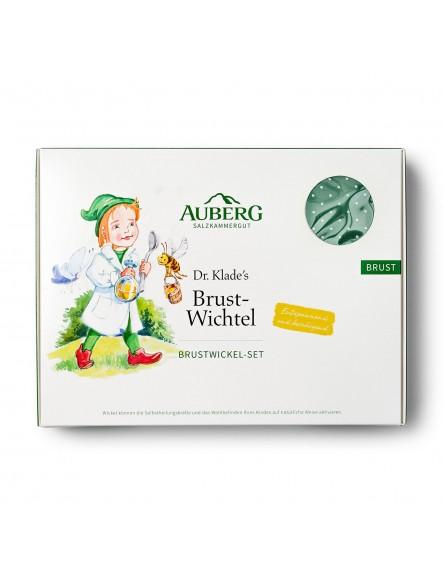 AUBERG Dr. Klade's Brust-Wichtel dunkelgrün Gr. S 1 Stück