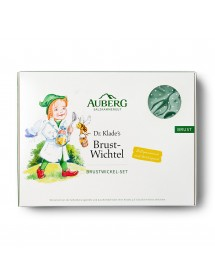 AUBERG Dr. Klade's Brust-Wichtel dunkelgrün Gr. XS 1 Stück