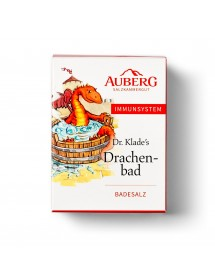 AUBERG Dr. Klade's Badesalz Drachenbad 600 g