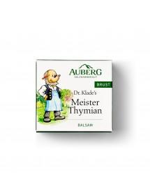 AUBERG Dr. Klade`s Brustbalsam Meister Thymian 28 g