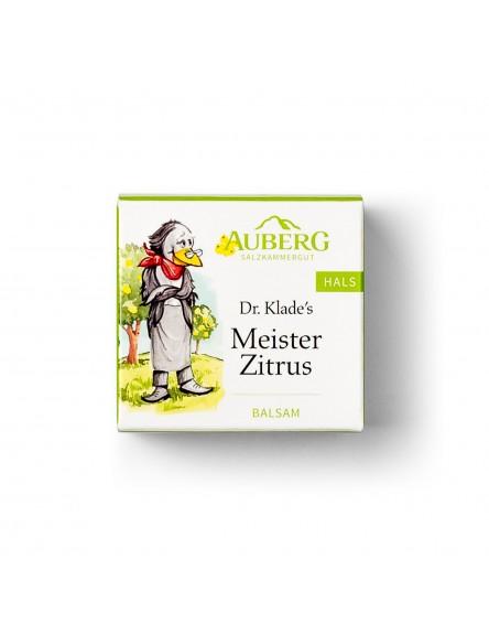 AUBERG Dr. Klade's Halsbalsam Meister Zitrus 15 g