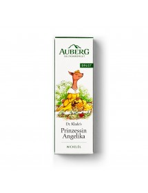 AUBERG Dr. Klade`s Brustöl Prinzessin Angelika 20 ml