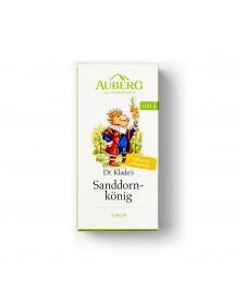 AUBERG Dr. Klade`s Halssirup Sanddornkönig 100 ml