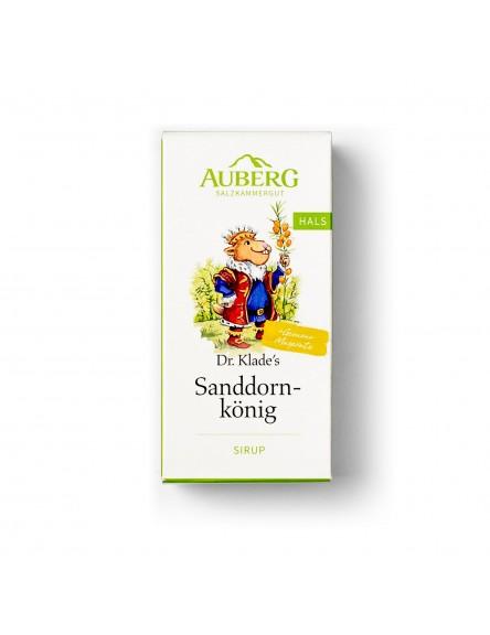 AUBERG Dr. Klade's Halssirup Sanddornkönig 100 ml