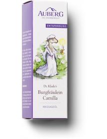 AUBERG Dr. Klade's Massageöl Burgfräulein Camilla 30 ml