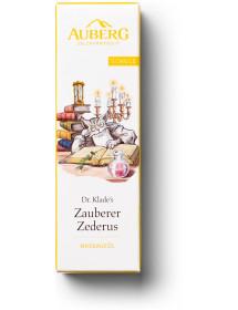 AUBERG Dr. Klade's Zauberer Zederus Massageöl 30 ml