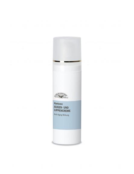 Hyaluron Augen- und Lippencreme 30 ml