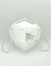 Mund Schutzmaske FFP2