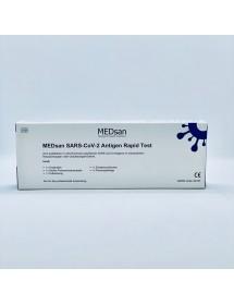 Medsan SARS-CoV-2 Antigen Rapid Test 1 Stück