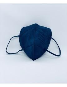 Mund Schutzmaske FFP2 Blau 1 Stück